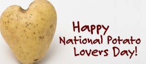 National-Potato-Lover-day