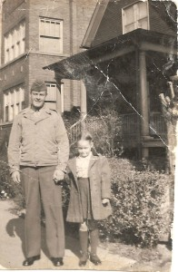 Mother & Grandfather