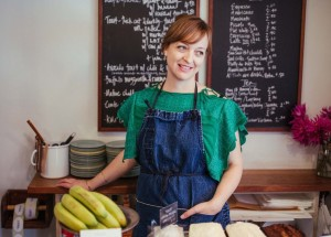 Chef Claire Ptak Discusses 'The Violet Bakery Cookbook'