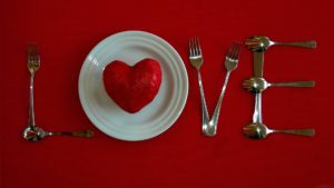 love-heart-plate-spoon-fork