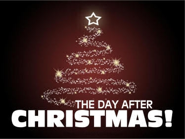 but imagine what it was like back in the day it was called boxing day for a reason in english history it was the one day that the servants were given off - What Is The Day After Christmas Called