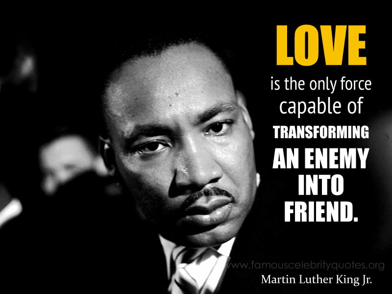 Martin Luther King Quotes On Love Simple Martinlutherkingjrquotesonlovemartinlutherkingjrquotes